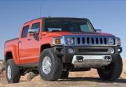 Hummer H3T 2009: ¡Mega camioneta!