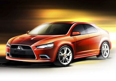 Mitsubishi Prototipo S: ¡Anticipos del Lancer Hatchback!