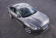 """Jaguar XF: """"Auto del Año"""" 2008"""