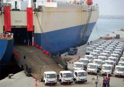 Nissan inicia la exportación de la Cabstar a México