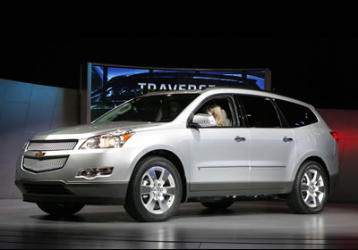 La Chevrolet Traverse llegará a México