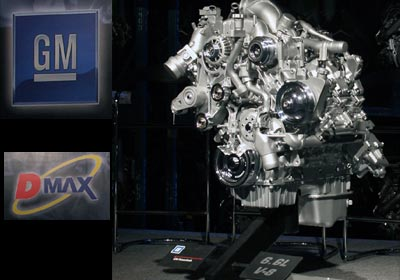 GM destina 69 millones de dólares para el desarrollo de motores DMAX