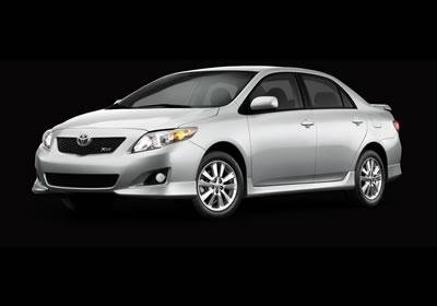 Toyota lanza en México el Corolla 2009