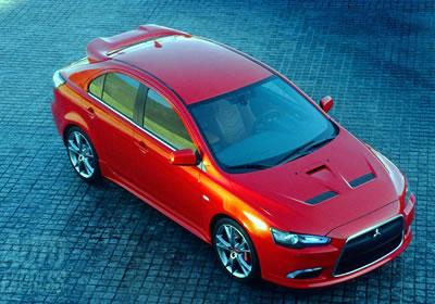 Mitsubishi lanzará hermano pequeño del Evo X