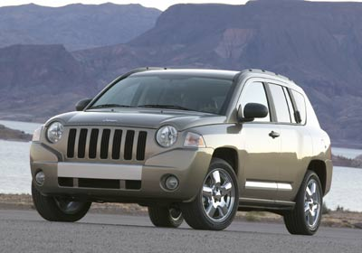 Jeep Compass: el 4x4 más seguro del país
