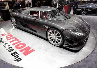 Koenigsegg CCX Edition: increíble e impresionante