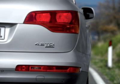 Llega a México la Audi Q7 TDI V8