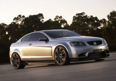 Holden Coupé 60 concept, un muscle car australiano