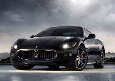 Maserati GranTurismo S 2008: impresionante figura