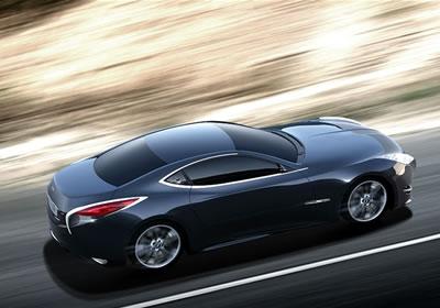 Geely GT Concept, un deportivo chino con personalidad propia
