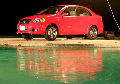 Chevrolet Aveo se presenta en el mercado mexicano