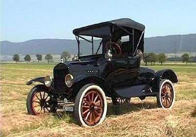 100 años del Ford T