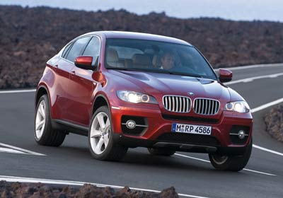 BMW X6: maravilla alemana