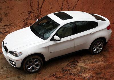 BMW X6: ¡Anticipos de su nuevo todoterreno coupé!