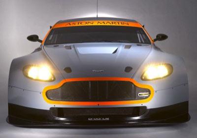 Aston Martin Vantage GT2: alas de soñador