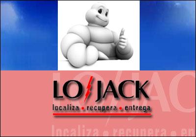 Lo Jack y Michelin en alianza por la seguridad de los conductores