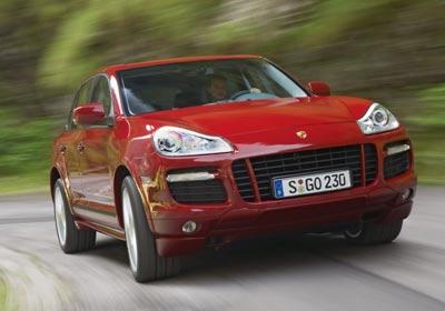 Porsche Cayenne GTS: se viene con todo