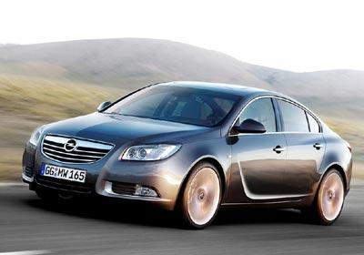 Opel Insignia: ruptura con el pasado