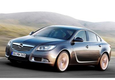 Opel Insignia 2009: ¿Adios Vectra?