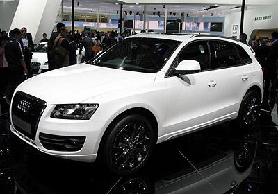 Audi Q5 2009: ¡Con Todo el ADN Q7!