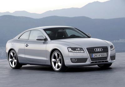 Audi A5: amor a primera vista