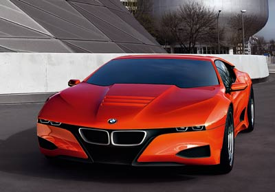 Tributo a los 30 años del BMW M1