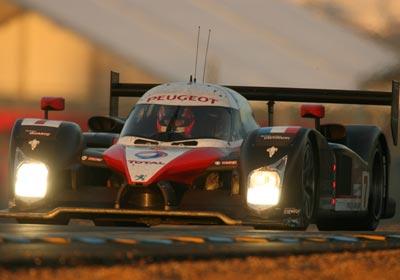 Le Mans Series 2008: Peugeot arrasa
