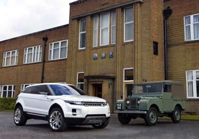 60 años de Land Rover