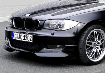 BMW Serie 1 Cabrio por AC Schnitzer