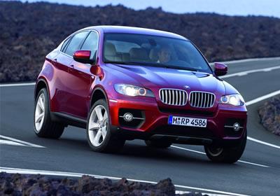 Se agota en EU el BMW X6