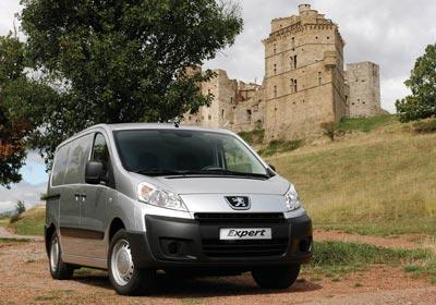 Nuevo Peugeot Expert Furgón: eficacia profesional