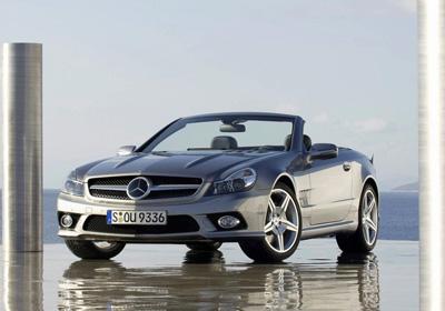 Mercedes-Benz SL 63 AMG 2009: ¡La Reinvención del Monstruo deportivo!