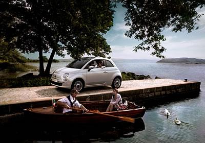 Llegará el Fiat 500 en 2008 y algunas sorpresas más