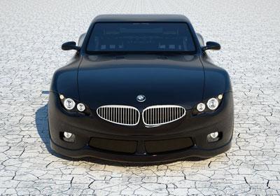 BMW M-Zero: ¿Competencia para el Audi R8?