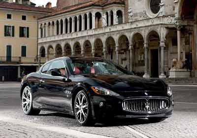 Maserati Gran Turismo S: todo el glamour