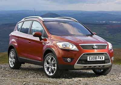 Ford Kuga: estilo y tecnología