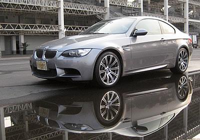 BMW M3 2008 a prueba