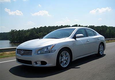 Nissan Maxima 2009, primer contacto