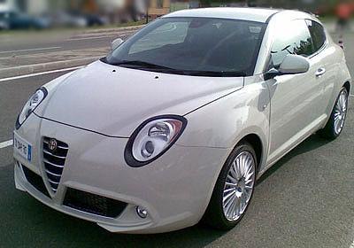 Alfa Romeo Mi.To: ¡Fotografías exclusivas!