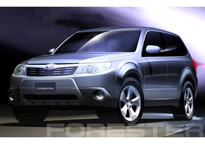 Subaru New Forester: ¡Máxima calificación en seguridad!