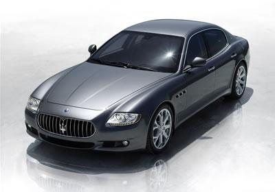 Se actualiza para 2009 el Maserati Quattroporte