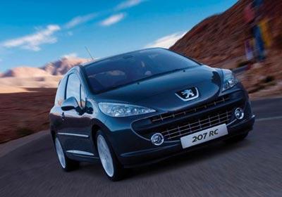 RC: el Peugeot 207 rápido y furioso