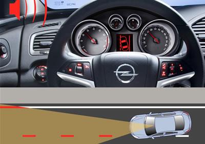 Opel desarrolla tecnología de reconocimiento de señales