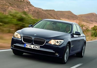 BMW Serie 7 2009: renovación completa