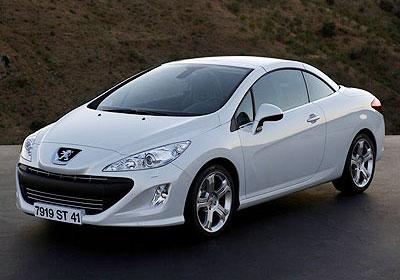 Peugeot 308 CC: ¡Anticipos de su nuevo Coupé-Cabriolet!