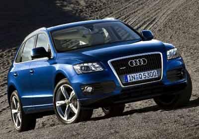 Nuevo Audi Q5: elegante y esbelto