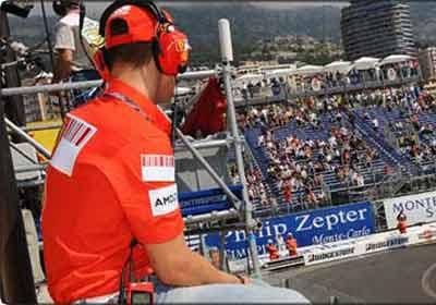 Schumacher: la causa de mi retiro fue Massa