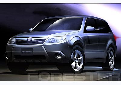 Subaru New Forester: ¡VDC de Serie!
