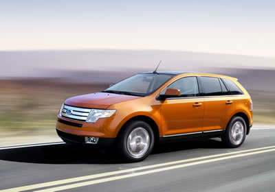 Recall para Ford Edge y Lincoln MKX