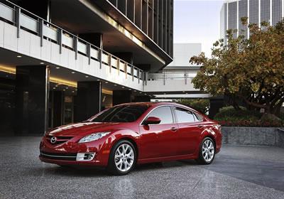 Completamente nuevo Mazda 6 - 2009